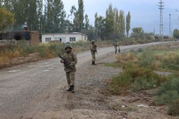 Iğdır'da PKK operasyonu
