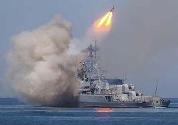 Rus füzeleri İran'a düştü!