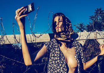 Tepki çeken mülteci temalı moda fotoğraflarını kaldırdılar!