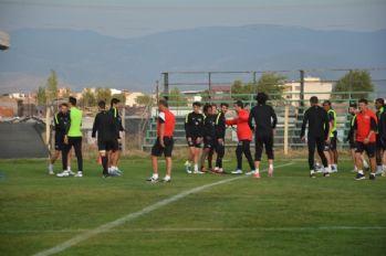 Akhisarspor -Eskişehirspor maçı hazırlıkları başladı
