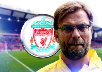Jurgen Klopp Liverpool'da
