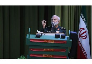 İranlı Tuğgeneral Hüseyin Hamdani Suriye'de öldürüldü!
