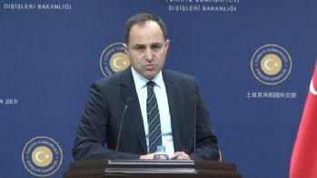 Açık uyarı: Türkiye'nin sınırları dokunulmazdır