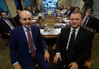 Kurtulmuş'tan HDP'ye tepki