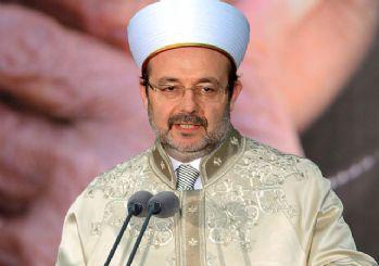 Görmez: İslam medeniyeti çöküş yaşıyor