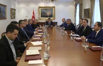 Başbakanlıktaki 'güvenlik zirvesi' sona erdi