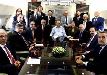 Erdoğan'dan Zarrab'ın hâkim ve savcısına: FETÖ'nün yedirip içirdiği!
