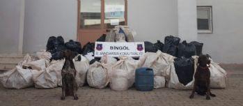 Bingöl'de 7 milyonluk uyuşturucu operasyonu
