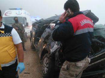 Trabzon'da feci kaza: 2 ölü