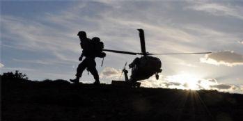 Saldırı hazırlığındaki 12 PKK'lı öldürüldü