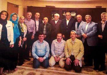 Ak Parti'den 'Gülen'le görüşen AKP'liler' fotoğrafına flaş yorum!