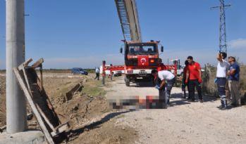 Elektrik akımına kapılan 2 işçi öldü