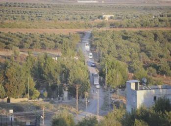 Sınıra ÖSO askeri takviyesi sürüyor