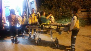 Ankara'da gecekondu yangını: 2 yaralı