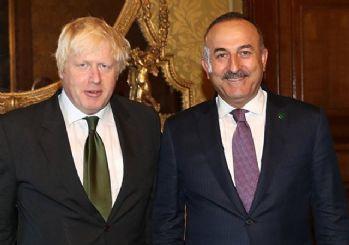 Dışişleri Bakanı Mevlüt Çavuşoğlu ile İngiltere Dışişleri Bakanı Boris Johnson ortak basın toplantısında konuştu.