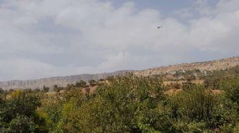 Bordo bereliler PKK'ya operasyon başlattı!