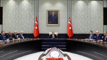 Cumhurbaşkanlığında sürpriz toplantı