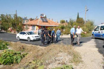 Dolandırıcılara suçüstü baskın: 2 polis yaralı