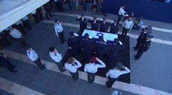 Şimon Peres için İsrail Parlamentosunda tören