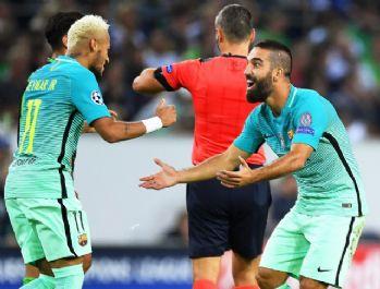Arda'nın gol sevinci: Elhamdülillah