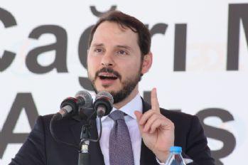 Enerji Bakanı Berat Albayrak, 'Doğalgaz fiyatında yüzde 10 indirim kararı aldık' dedi.