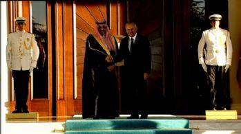Suudi Prens Ankara'da