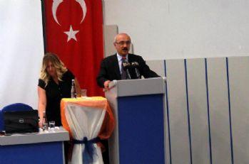 Bakan Elvan'dan terörle mücadelede kararlılık mesajı