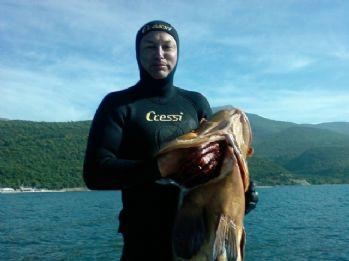 Denizde feci ölüm