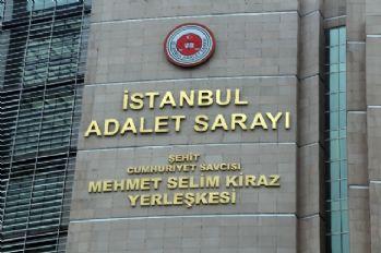 İstanbul Adalet Sarayında arama