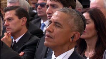 Obama kipa giydi