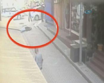 Sokak ortasında kanlı infaz kamerada