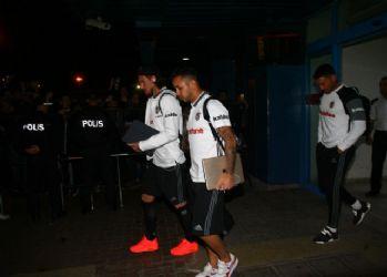 Beşiktaş Rize'de
