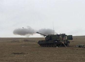 TSK, DAEŞ hedeflerine bomba yağdırdı