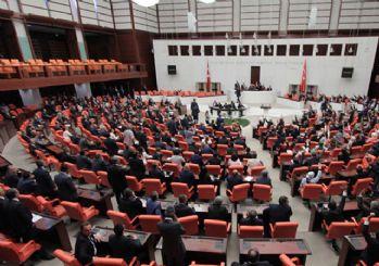 Irak - Suriye tezkeresi Meclis'ten geçti