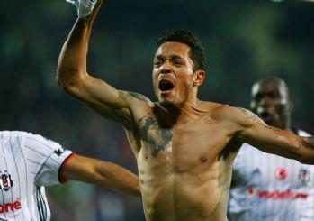 Adriano 90'da attı Beşiktaş kazandı! 1-0
