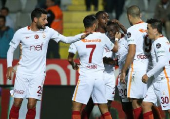 Galatasaray Bruma ile güldü! 1-0