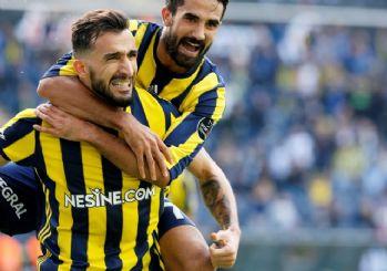 Fenerbahçe'ye Kadıköy'de soğuk duş! 1-1