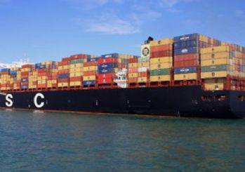 Dünyanın en büyük 12. gemisi Türkiye'de