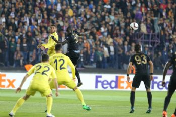 Osmanlıspor Villarreal'le berabere kaldı