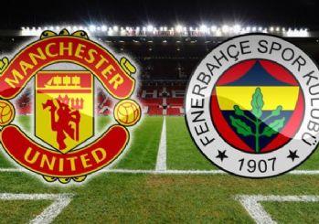 Fenerbahçe, Manchester United'a 4-1 yenildi
