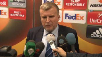 'Grupta ikincilik şansımız devam ediyor'