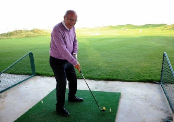 Eski Bakan Taranoğlu: 'Samsun golfte başkent ile aynı seviyede'