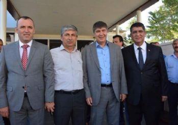 Otobüs İşletmeciliği Yönetim Kurulu Başkanı İnce'den Belediyeye destek.