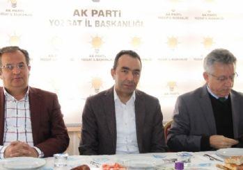 AK Parti Yozgat İl Başkanı Lekesiz, '15 Temmuz'ta 79 milyon Türk milleti mağdur olmuştur'