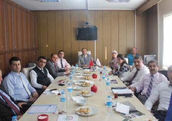 Muş'ta tarım koordinasyon kurulu toplantısı