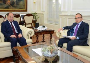 Turan Sağlık Bakanı Akdağ ile Çanakkale yatırımlarını görüştü