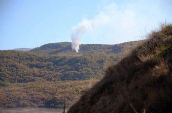 Tunceli'de PKK'ya yönelik operasyon sürüyor