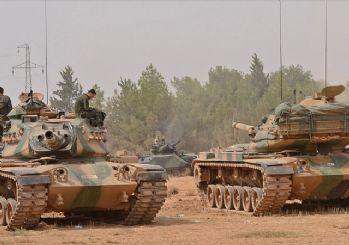 Suriyeli muhalifler: Türk tankları Marea'dan girdi