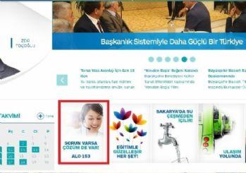 Büyükşehir sitesinden 'Vatandaş memnuniyeti anketi' başladı