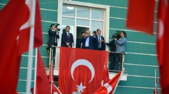 'Kimse Türkiye'ye rağmen hesap kitap yapmasın'